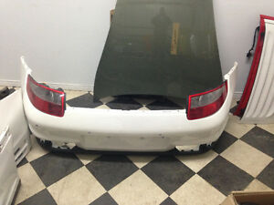 Many porsche 911 and boxster parts