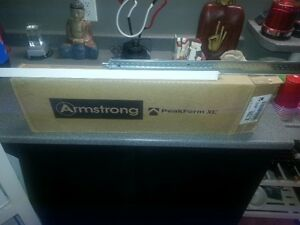 Armstrong 2' T-Bar ceiling lengths