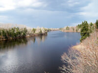 1.5 Acres Close to the Water in Shediac