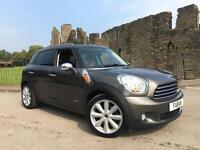 2011 Mini Cooper D Countryman 2.0TD Auto All4 Chilli Pack *Full Leather - FSH*