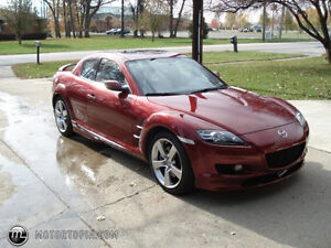 2006 Mazda RX-8 Shinka Coupe (2 door)