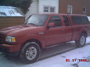 2007 Ford Ranger 4x4 with only 172300 kms Pickup Truck