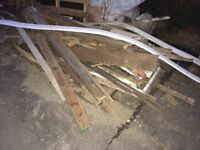 Free scrap timber wood