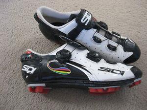 Sidi Drako World Champion MTB shoes, men's size EU 42