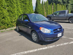 2010 - Hyundai Accent - 121K - $3750 (Vancouver)