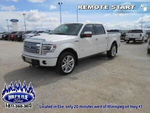 2014 Ford F-150 Limited   - Navigation - Leather