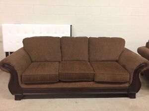 Mint Couch and Chair  for sale