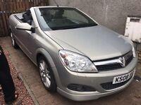 Vauxhall Astra twintop 1.8 design * price drop