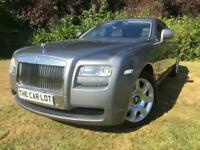 2010 Rolls-Royce Ghost V12 SWB Auto Saloon Petrol Automatic