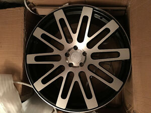 4 brand new still in box 24x10 road force wheels