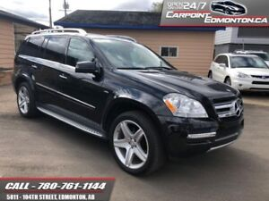 2012 Mercedes Benz GL-Class GL350 DIESEL AMG /TECH PACK...INCRED