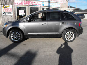 2010 EDGE SEL  LOADED  PWR SEAT  FWD  LOCAL TRADE-IN   SALE