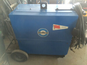 Sold! Mig and Arc welders