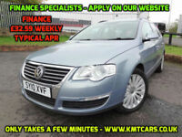 2010 Volkswagen Passat 2.0TDI (170ps) DSG Highline Plus - KMT Cars
