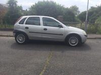 Vauxhall Corsa 1.7 DTi Diesel 1 Years MOT