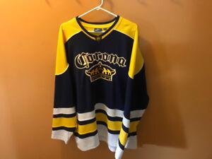New Corona Hockey Jersey