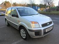 2008 Ford Fusion 1.4 Style 5dr
