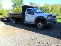 2007 Ford F-550 Autre