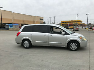 2004 Nissan Quest,  DVD,  Only136000km,  3/Y Warranty available.