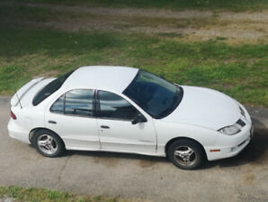 2003 Sunfire   Low Milage  Licensed and inspected 1500.00 OBO