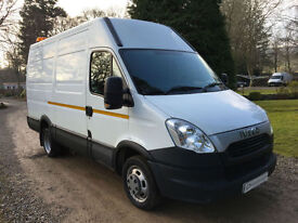 2012 FACELIFT MODEL IVECO DAILY 35C13 35C TWIN WHEEL MWB