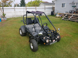 2017  150 Dune buggy  (side by side)