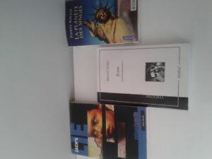 Livres secondaire 4 Externat Sacré-Coeur