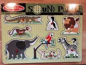 Board Puzzles, Melissa and Doug