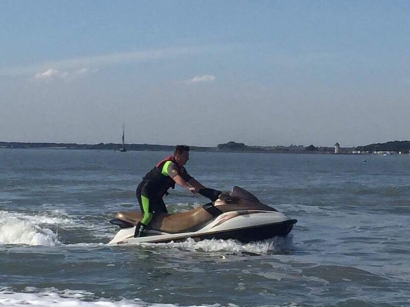 Seadoo jet skiin Clacton on Sea, EssexGumtree - 2003 Seadoo gti800cc 2 stroke 80hours 3 seater roller TrailerJus been service New battery New plugs New oil And full tank of juice£2395onoPx welcome Cars or vans Any more info Call or text 07527257929Thanks
