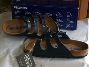 For Sale New Birkenstock Florida Sandals with Soft footbed