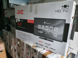 "TV BRAND NEW 32"" SMART WIFI WITH 6 MONTHS WARRANTY"