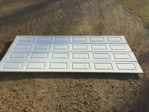 Used - 16x7 SteelCraft T12 Insulated Residential Garage Door