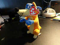 TY Beanie Baby Swiper the Fox 2011