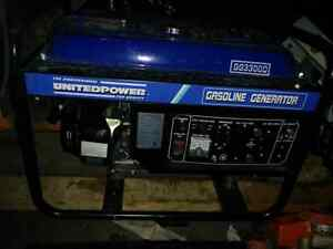 United power gasoline generator