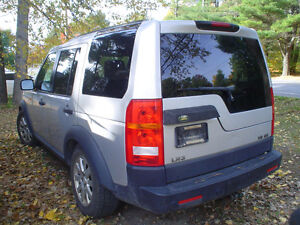 2005 Land Rover LR3 SUV, Crossover runs great 4.4L West Island Greater Montréal image 7