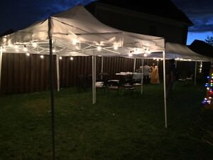 Tent - Canopy - For Rent - White - Wedding - Party - Receptions Cornwall Ontario image 8