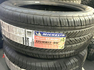 1 - NEW MICHELIN PILOT HX MXM4 - 225/45R17 - 2254517