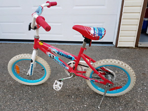 Bicyclette pour fille / Bicycle for girl
