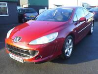 Peugeot 407 2.2 S COUPE