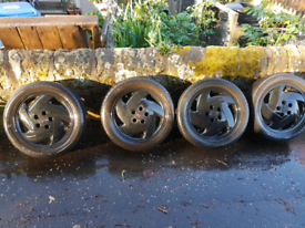Used, Cavalier cav turbo wheels c20let c20xe redtop for sale  Cupar, Fife