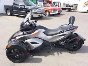Can-am Spyder RS-S  2011