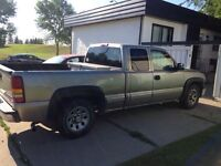 2000 Chevy Silverado 1500 low kms
