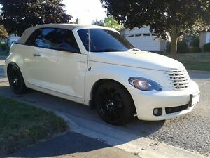 2006 Chrysler PT Cruiser  gt Convertible Turbo HO