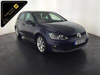 2013 VOLKSWAGEN GOLF GT TDI BLUEMOTION 1 OWNER FULL VW HISTORY FINANCE PX