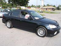 2005 Acura EL premium noir 4000$