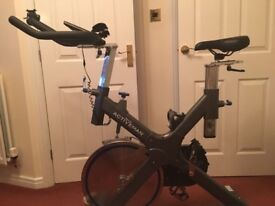 Spin bike for sale great condition never used