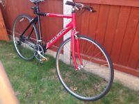 """Falcon race bike 28"""" wheels"""