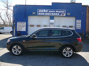 2011 BMW X3 35i Tech Package SUV, Crossover
