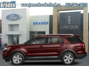 2019 Ford Explorer Limited 4WD  - Sunroof - Leather Seats