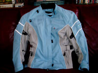Women's Cold Weather Motorcycle Jacket